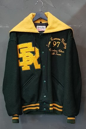 90's De Long - Varsity Cheerleader - Made in U.S.A. (L)