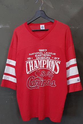 80's Logo 7 - St.Louis Cardinals - Made in U.S.A. (XL)